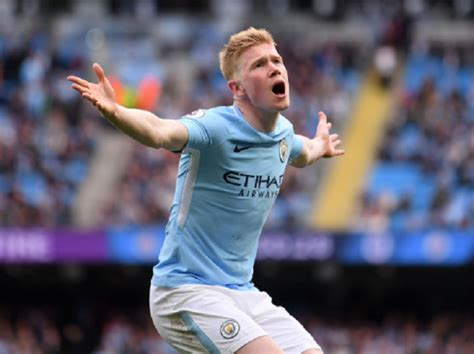 Man City Star De Bruyne Sidelined With Knee Injury ...