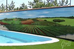 stunning image trompe oeil jardin contemporary design With trompe l oeil exterieur jardin 0 trompe loeil jardin japonais youtube
