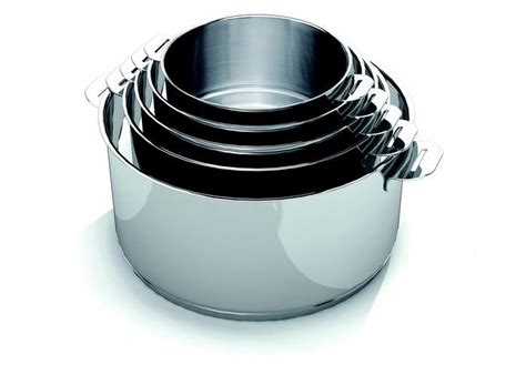 billots de cuisine evolution série 3 casseroles 16 18 20 poignée amovible