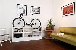 Meuble Deco Design : chol1 des meubles design pour ranger votre v lo ~ Teatrodelosmanantiales.com Idées de Décoration