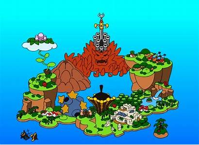 Mario Rpg Map Super Deviantart Factory Quiz