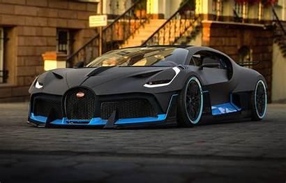 Bugatti Divo Rostislav Prokop Hypercar Rendering Supercar