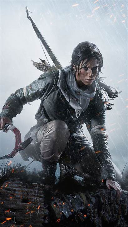 Lara Croft Usefulcraft Iphone