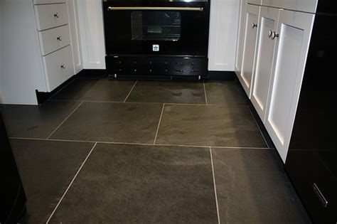 cork flooring 24x24 do your toe kicks match your cabinets
