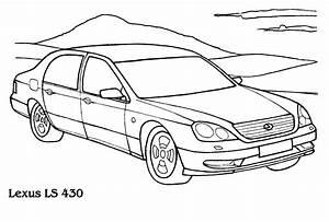 Lexus Drawing At Getdrawings