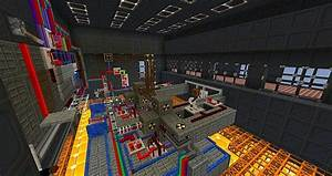 Epic Nuclear Power Plant With Tekkit Minecraft Project