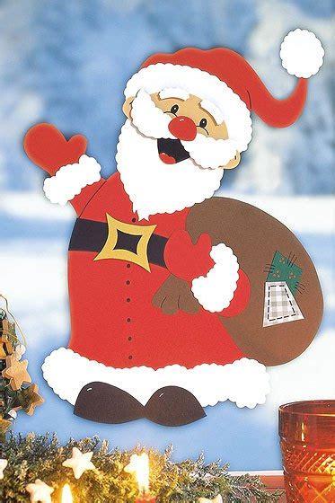 basteln weihnachten tonpapier nikolaus basteln vorlage bilder19