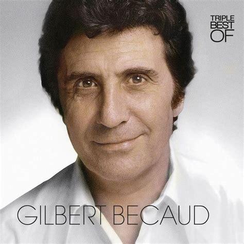 Triple Best Of  Gilbert Bécaud  Télécharger Et écouter L