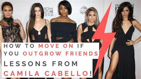 Lessons From Fifth Harmony Camila Cabello Break