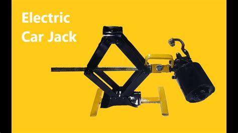 Electric Car Jack 12v Dc