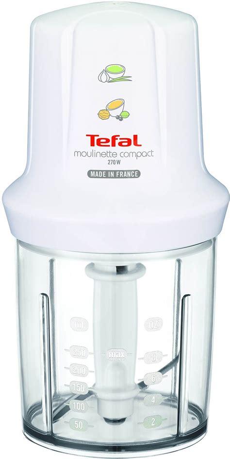 moulinette cuisine tefal moulinette compact mb300138 chopper alzashop com
