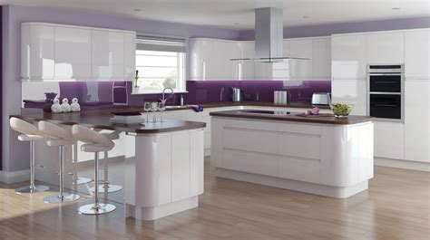 white gloss kitchen cabinets essential collection gallery showroom