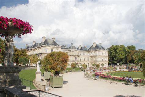 Jardin Du Luxembourg  Paris Gardens  Parisianist City Guide