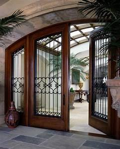 Doors: Elegant And Unique Home Front Doors, main double ...