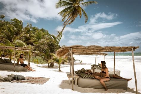 Best Resorts Tulum Be Tulum Beachresort Mexico Booking