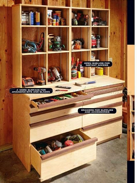 Wooden Tool Storage Cabinet Plans by Ultimate Tool Cabinet Plans Woodarchivist