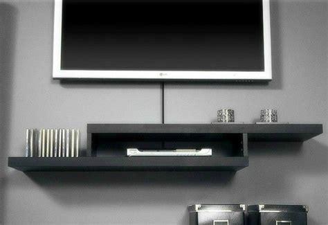 Brief Shelf Diaphragn Shelf Tv Set-top Box Rack Wall Mount