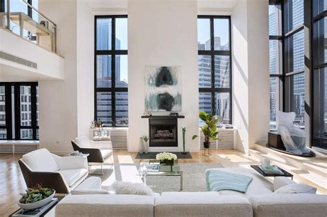 tribeca penthouse  private rooftop asks  modern