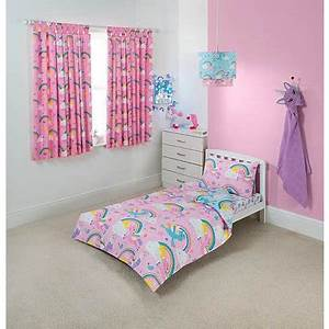 unicorn rainbows bedroom collection george With bedroom furniture sets george