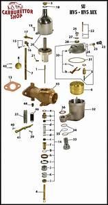 Auc339 Su Carburetor Parts