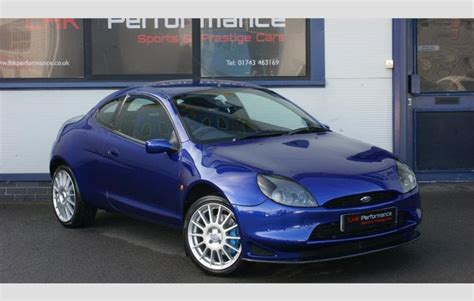 ford puma racing frp build number fmc  blue  ref