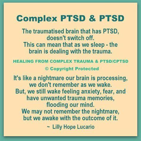 healing complex ptsd athealingcptsd twitter ptsd