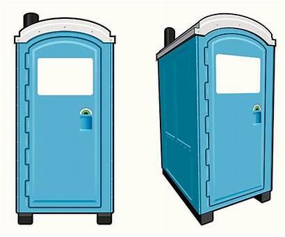 Potty Port Clip Toilet Portable Illustrations