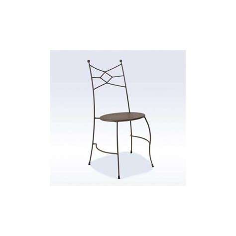 chaise en metal chaise de jardin en métal seringua 4 pieds tables