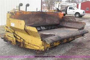 Gehl T450 Power Box Asphalt Paver