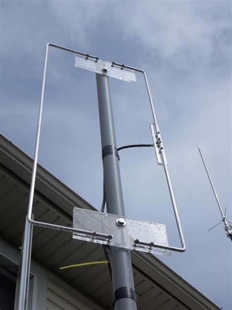 building  meter vertical moxon qrz  amateur radio news