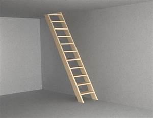 Echelle Pour Escalier : fabrication echelle de meunier ~ Melissatoandfro.com Idées de Décoration