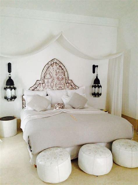 chambre style marocain des chambres dans le style marocain floriane lemarié