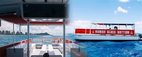 Hawaii Glass Bottom Boat Oahu by Hawaii Glass Bottom Boat Daytime Tour Hawaii Discount