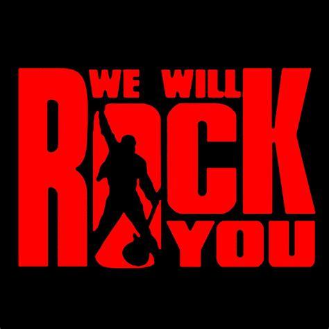 Freddie Mercury We Will Rock You  Central Tshirts
