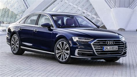 2019 Audi A8 Will Start At $84,795 When It Launches This