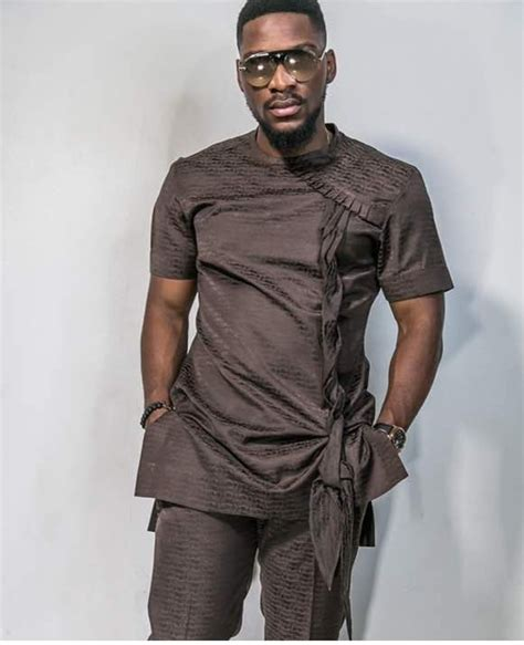 Latest Native Styles For Fabulous Men 2018 Designs