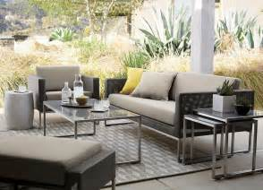 Outdoor Furniture Crate And Barrel Gallery