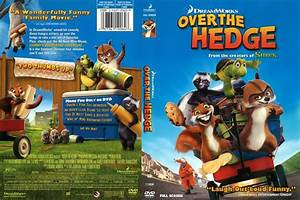 Over the Hedge (2006) R1 DVD Cover - DVDcover.Com