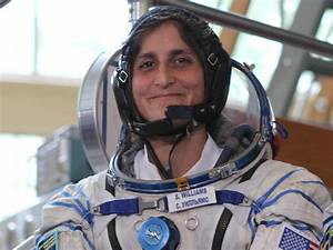 NASA - Sunita Williams