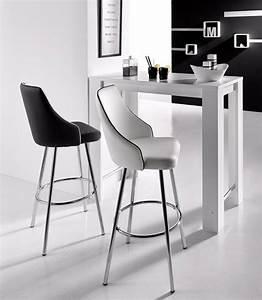 Barhocker Mit Tisch : inosign barhocker 2 st ck sitz und r cken gepolstert ~ Watch28wear.com Haus und Dekorationen