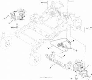 31 Toro Z Master Belt Diagram