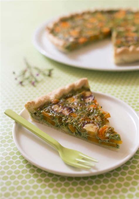 tarte aux carottes cantal et fanes biod 233 lices