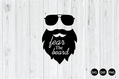 Beard Svg Fear Quote