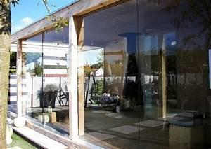 Gartenhaus Mit Glasfront : verschiedene gartenideen das zimmer im freien gartenstudio ~ Markanthonyermac.com Haus und Dekorationen