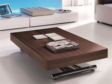 Adjustable Height Coffee Table Multipurpose At Once