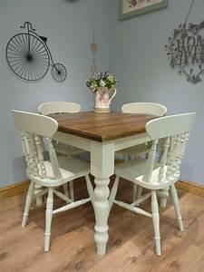 Was Ist Shabby Chic : 53 shabby chic dining table and chairs set shabby chic dining table and 6 chairs 24500 picclick ~ Orissabook.com Haus und Dekorationen