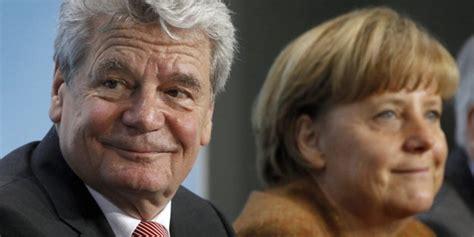 Neustart Rueckzug Die Gemeinsamkeit by Kommentar Gauck Wird Bundespr 228 Sident Gemeinsamkeit Geht