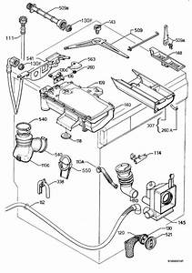 Zanussi Wds1072  91465100400  Washing Machine Hydraulic System Spare Parts Diagram