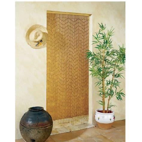 rideau de porte store bambou achat vente rideau de porte store bambou pas cher les soldes