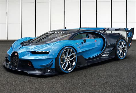 Gt5 has so much more. 2016 Bugatti Vision Gran Turismo Concept - specifications, photo, price, information, rating